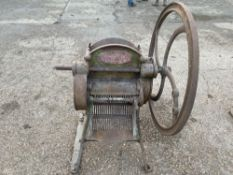 JB Edlington Gainsborough sugar beet crusher