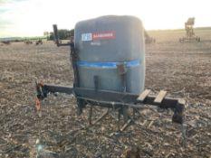 Ransomes mounted sprayer tank