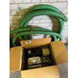 Honda WB20XT water pump with pipes