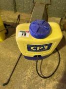 Knapsack sprayer cp3