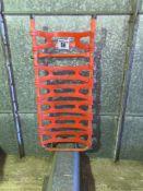 workshop sledge on casters
