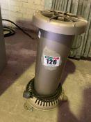 Electric heater, 240 volt
