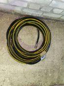 2 x air line hoses