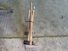 Qty sledgehammers