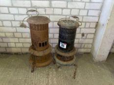 Metal burner x 2