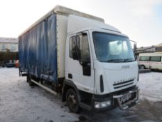 06 reg IVECO CURTAIN SIDE C/W TAIL LIFT, 1ST REG 04/06, 559437KM, V5 HERE, 3 FORMER KEEPERS [NO