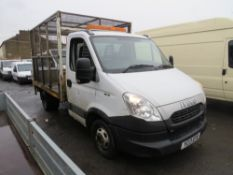 13 reg IVECO DAILY 35C15 MWB TIPPER (DIRECT COUNCIL) 1ST REG 05/13, TEST 03/21, 169583M, V5 MAY