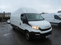 15 reg IVECO DAILY 35S13 XLWB, 1ST REG 06/15, 116808M, V5 HERE, 1 OWNER FROM NEW [+ VAT]