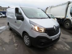 66 reg RENAULT TRAFIC SL27 BUSINESS+ ENERGY DCI, 1ST REG 09/16, 103068M WARRANTED, V5 HERE, 1 OWNER