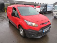 64 reg FORD TRANSIT CONNECT 210 ECONECTIC, 1ST REG 09/14, 73202M WARRANTED, NO V5 [+ VAT]
