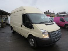 63 reg FORD TRANSIT 350 RWD, 1ST REG 02/14, 152761KM WARRANTED, V5 MAY FOLLOW [+ VAT]