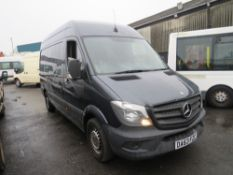 63 reg MERCEDES SPRINTER 313 CDI, 1ST REG 11/13. TEST 09/21, 236260M WARRANTED, NO V5 [+ VAT]