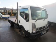 15 reg NISSAN NT400 CABSTAR 35.14 MWB, 1ST REG 03/15, TEST 06/21, 150026M WARRANTED, V5 HERE, 1