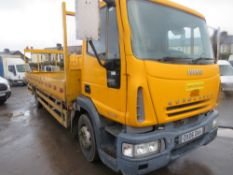 06 reg IVECO ML120E21 TRAFFIC MANAGEMENT WAGON, 1ST REG 03/06, TEST 05/21, 295517LM NOT WARRANTED,
