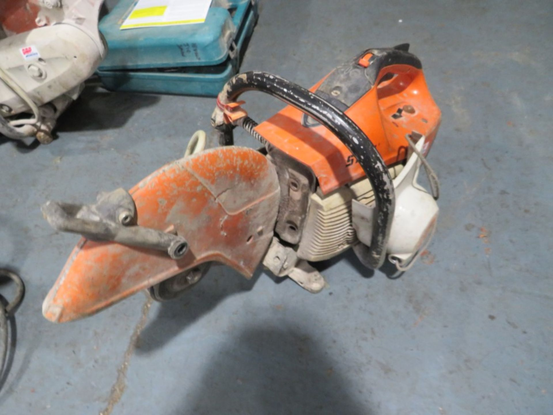 "12"" PETROL CUT OFF SAW (DIRECT GAP) [+ VAT]"