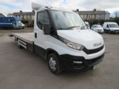 15 reg IVECO DAILY 35S11 RECOVERY TRUCK, 1ST REG 06/15, TEST 05/21, 123997M, V5 HERE, 1 FORMER