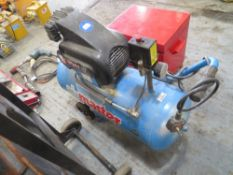 TIGER AIRMASTER 8/65 TURBO AIR COMPRESSOR [NO VAT]