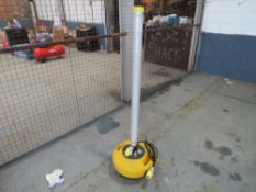 DEFENDER 110V PLASTERERS LIGHT [NO VAT]