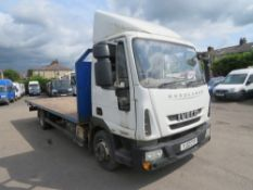 12 reg IVECO ML75E16, 1ST REG 04/12, TEST 09/21, 584557KM WARRANTED, V5 HERE, 2 FORMER KEEPERS [+
