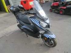 70 reg EFUN TIGER LYNX ELECTRIC SCOOTER, 1ST REG 10/20, MILEAGE NOT DISPLAYING, V5 HERE, 1 FORMER