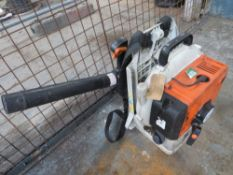 STIHL BR380 BACKPACK BLOWER (DIRECT COUNCIL) [+ VAT]