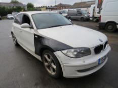 08 reg BMW 118D SE, 1ST REG 07/08, 176090M, V5 HERE, 1 FORMER KEEPER [NO VAT]