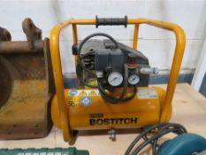 BOSTITCH 110V COMPRESSOR [NO VAT]