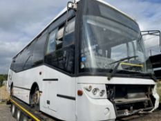 07 reg BMC 27 SEATER COACH (STARTS BUT DOES NOT DRIVE AS PROPSHAFT MISSING) (LOCATION BLACKBURN) 1ST
