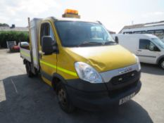 13 reg IVECO DAILY 50C17 TIPPER, 1ST REG 06/13, TEST 09/21, 98679M, V5 HERE, 1 OWNER FROM NEW [+