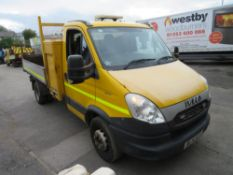 14 reg IVECO DAILY 70C17 TIPPER (DIRECT COUNCIL) 1ST REG 07/14, TEST 11/21, 76584M, V5 HERE,