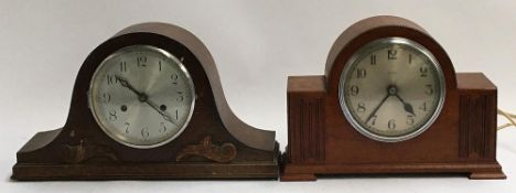 Two mantel clocks, to include Genalex