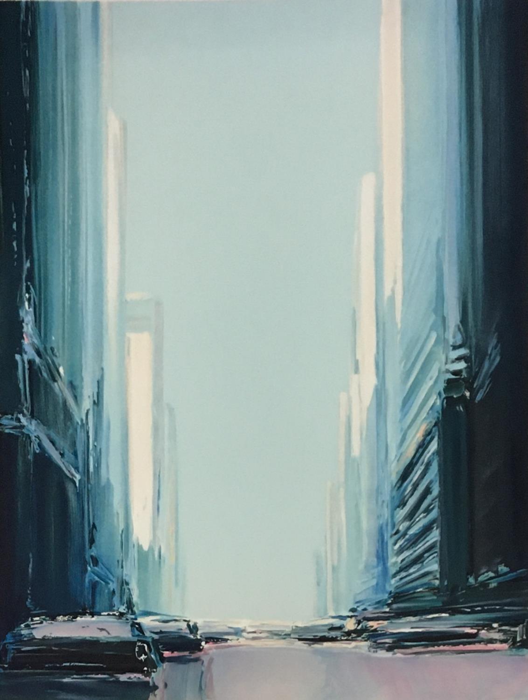 Donald Hamilton Fraser (1929-2009) Sailing, Daybreak, 1985, artist's proof II/XXV, silkscreen printe - Image 4 of 5