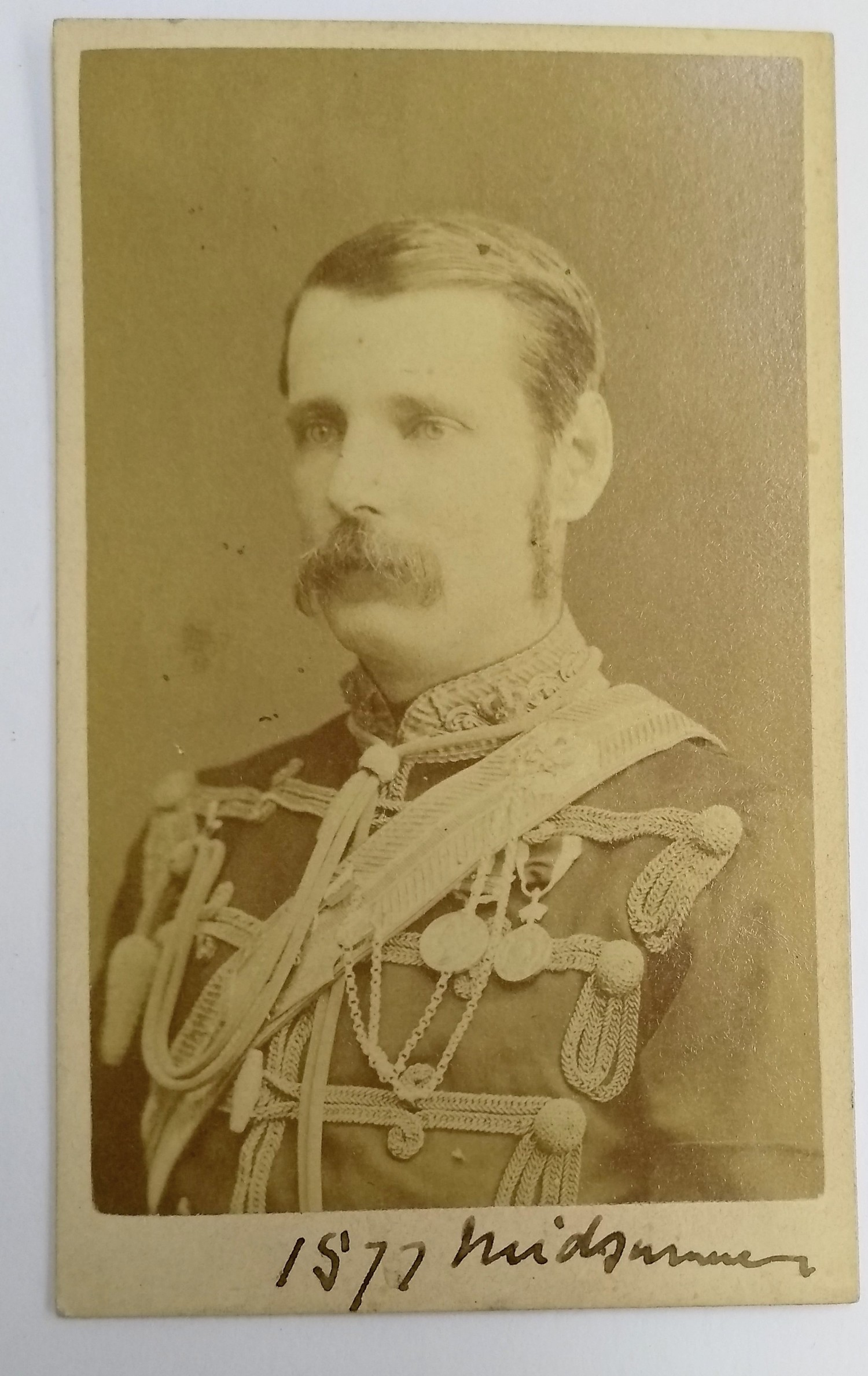 Major-General William Arbuthnot (1838-1893) a very large collection of over 300 pieces of - Image 3 of 7