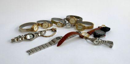 A lot of 12 Watches to include; Sekonda; Accurist; Horus; Esprit, etc.