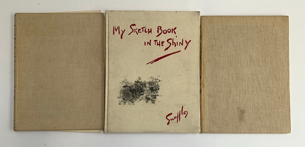 """Charles """"Snaffles"""" Johnson Payne (1884-1967), 'My Sketchbook in the Shiny' in mint condition, '"""