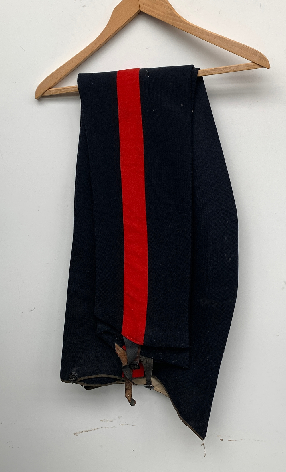 Royal Artillery mess dress - three pieces with buttons, together with a second pair of trousers - Image 2 of 2