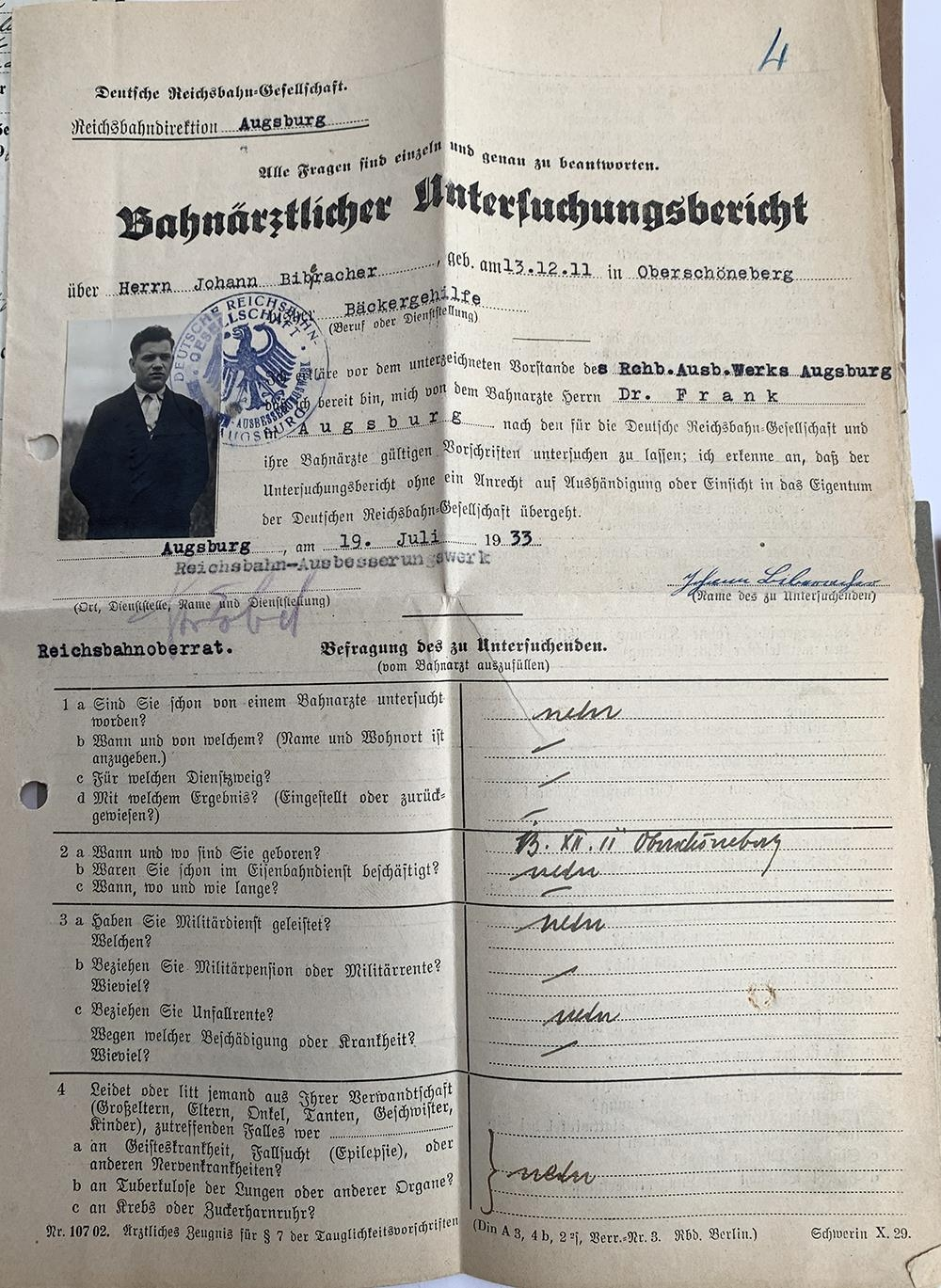 A quantity of German Third Reich and WWII related literature to include a 1939 Deutsches Reich - Image 7 of 10