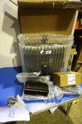 An F & V K4000 LED photography/video light, model 18022102, RRP £275.00, together with NVM V-Mount