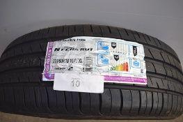 1 x Nexen N Fera RU1 SUV tyre, size 235/60R18 107V XL (GS1)