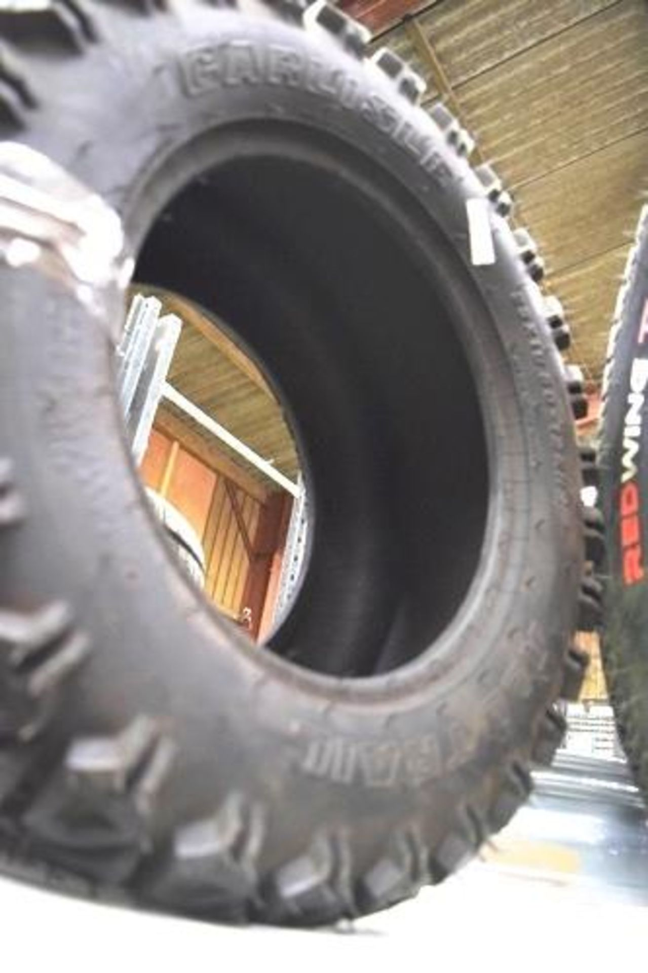 1 x Carlisle All Trail tyre, size 23 x 10.50-12 NHS - New (GS10) - Image 2 of 2