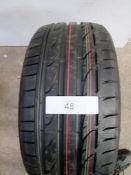 1 x Bridgestone Potenza S001 tyre, size 215/40R17 87W AO - New (GS2)