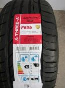 A-three-A P606 reinforced tyre, size 225/50R17 98W - New with label (GS2)