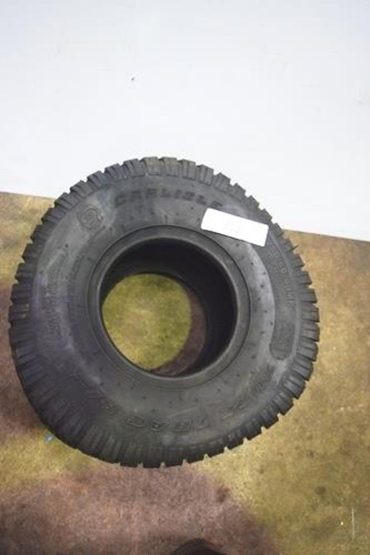 1 x Carlisle Turf Trac R/S 250/60.8 IMP tyre - New (GS10)