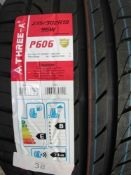 1 x A-Three-A P606 reinforced tyre, size 275/30ZR19 96W - New with label (GS2)