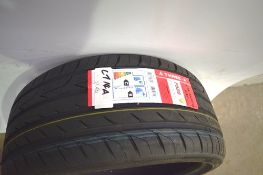 1 x A-Three-A P606 reinforced tyre, size 255/35ZR20 97W - New with label (GS1)