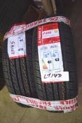 A pair of A-Three-A P306 tyres, size 185/65R15 88H - New with label (GS1)