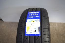 1 x Landsail LS388 tyre, size 235/55ZR17 103W XL - New with label (GS1)