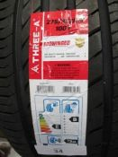 1 x A-Three-A EcoWinged reinforced tyre, size 275/35ZR19 100Y - New with label (GS2)