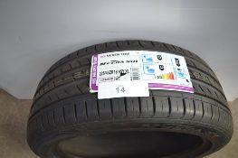 1 x Nexen N Fera SU1 tyre, size 225/45ZR18 95Y XL - New with label (GS1)