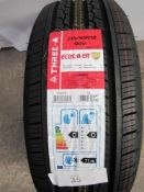 1 x A-Three-A EcoSaver reinforced tyre, size 215/55R18 99V - New with label (GS2)